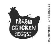 Fresh Chicken Eggs Banner...
