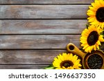Field Flowers Design With...