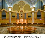 Meting Room At Sheikh Mohammed...