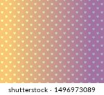Colorful Hearts Pattern...