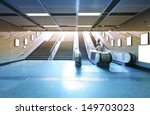 business people on elevator in... | Shutterstock . vector #149703023