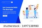 vector illustration set of...   Shutterstock .eps vector #1497138980