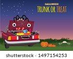 Halloween Trunk Or Treat...