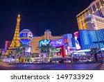 las vegas   july 31   view of... | Shutterstock . vector #149733929