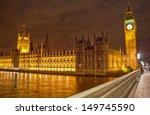Big Ben And The Parliament ...