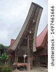Traditional Alang Rice Barn An...