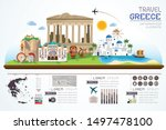 info graphics travel and... | Shutterstock .eps vector #1497478100