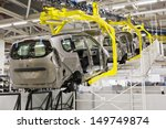 Small photo of Car production