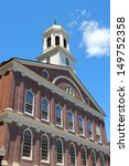 Boston  Massachusetts In The...