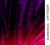 Aurora Background Design