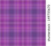 Seamless Purple Plaid
