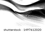 swirled and curled stripes and... | Shutterstock .eps vector #1497612020