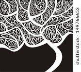 tree illustration   Shutterstock . vector #149766653