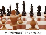 view from king of first move... | Shutterstock . vector #149775368