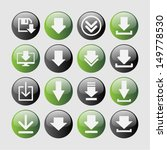 download icons for app | Shutterstock .eps vector #149778530