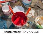 painted | Shutterstock . vector #149779268