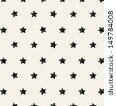background of hand drawn star | Shutterstock .eps vector #149784008