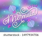 vector illustration of little...   Shutterstock .eps vector #1497934706