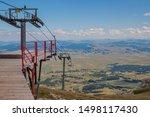 Mountain Ski Lift  Technical...