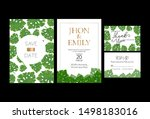 invitation to the wedding  a... | Shutterstock .eps vector #1498183016