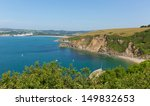 View From Polkerris Cornwall...