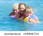 grandmother  mother and... | Shutterstock . vector #149846714
