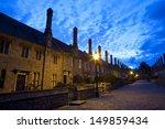 The Historic Vicars' Close At...