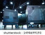 concert boxes. equipment for... | Shutterstock . vector #1498699193