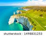 Picturesque Panoramic Landscape ...