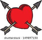 lovestruck grunge heart shot...