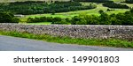 Dry Stone Wall In The Yorkshir...