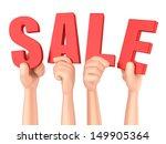 3d render of hands holding...   Shutterstock . vector #149905364