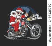 Santa Claus Christmas Usa...