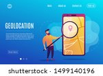geolocation optimization search ...   Shutterstock .eps vector #1499140196