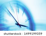 Fast Speed Times Clock Business ...