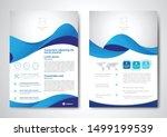 template vector design for... | Shutterstock .eps vector #1499199539