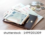 japan  tokyo   august 29 2019 ... | Shutterstock . vector #1499201309