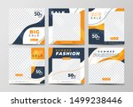 modern promotion square web... | Shutterstock .eps vector #1499238446