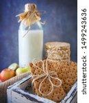 Healthy Food. Three Types Of...