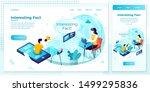 vector cross platform... | Shutterstock .eps vector #1499295836