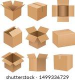 Cartoon Recycle Box Big Set ...