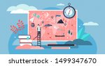 geography vector illustration.... | Shutterstock .eps vector #1499347670