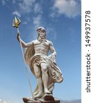 detail of the statue of... | Shutterstock . vector #149937578