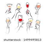 vector hand drawn illustration...   Shutterstock .eps vector #1499495813