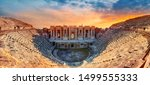 Amphitheater In Ancient City Of ...
