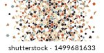 arabesque vector seamless...   Shutterstock .eps vector #1499681633