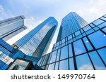 frankfurt   july 4  bottom view ... | Shutterstock . vector #149970764