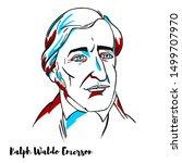 ralph waldo emerson engraved...