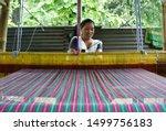 Baksa  Assam  India. A Tribal...