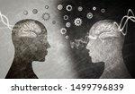 neuroscience or neurology... | Shutterstock . vector #1499796839